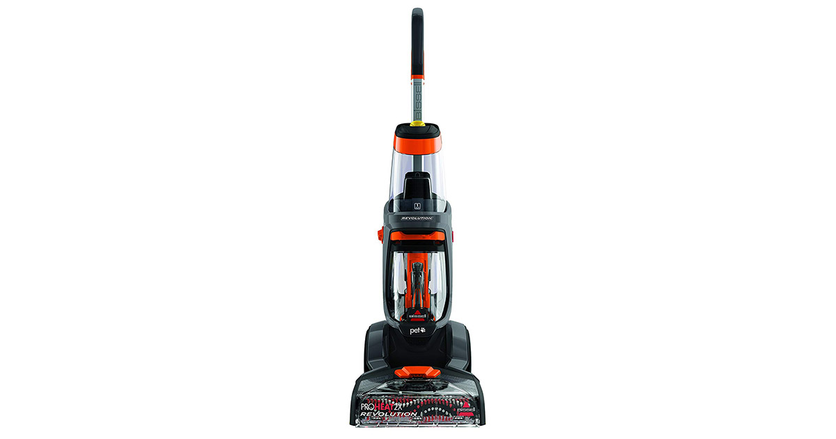 BISSELL 1548 ProHeat 2X Revolution Pet Full Size Upright Carpet Cleaner image