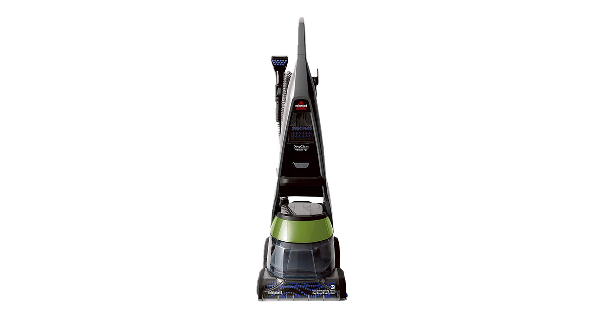 BISSELL 17N4 DeepClean Premier Pet Carpet Cleaner image