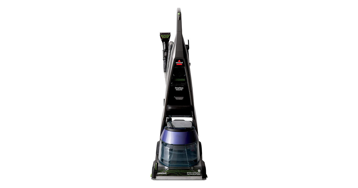 BISSELL 36Z9 DeepClean Deluxe Pet Carpet Cleaner image