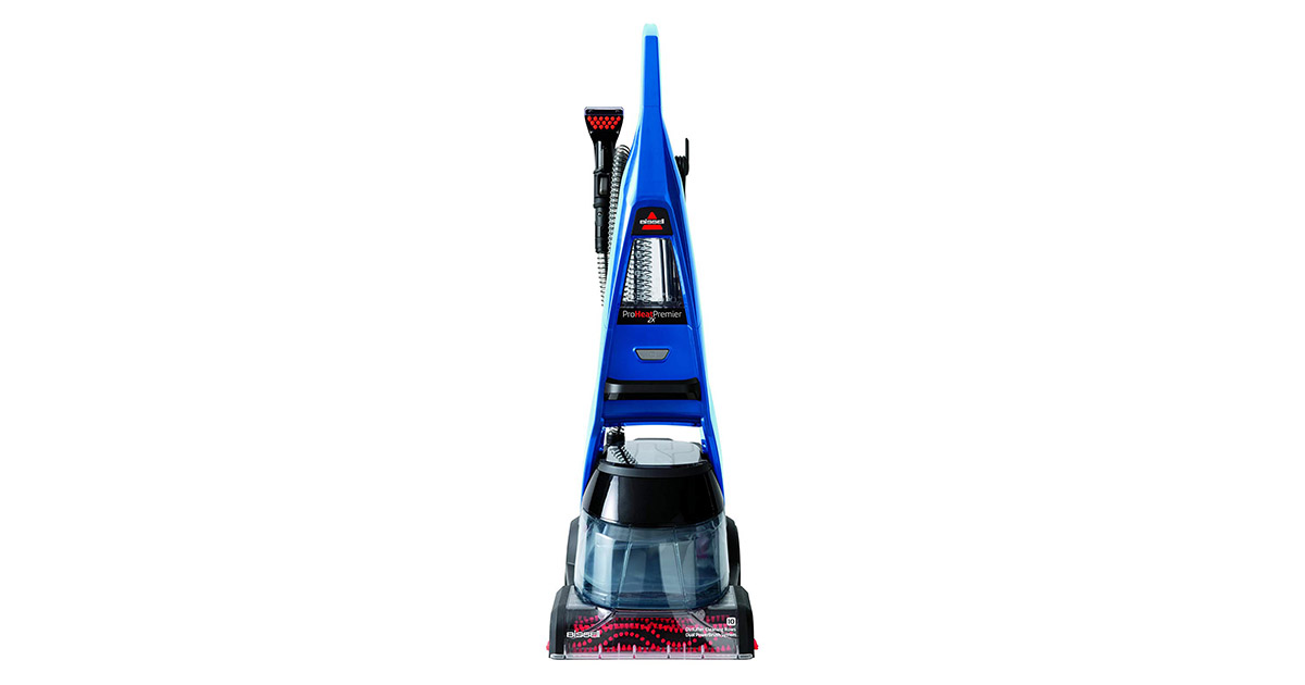 Bissell 47A23 Proheat 2x Premier Full-Size Carpet Cleaner image