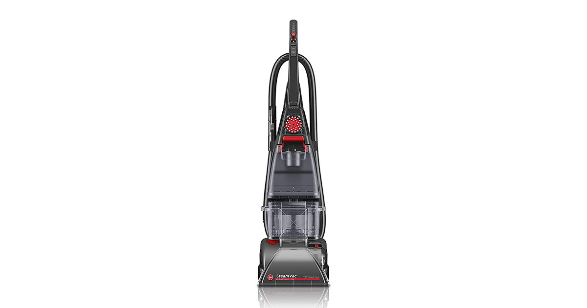 Hoover F5914901NC SteamVac Plus Carpet Cleaner image