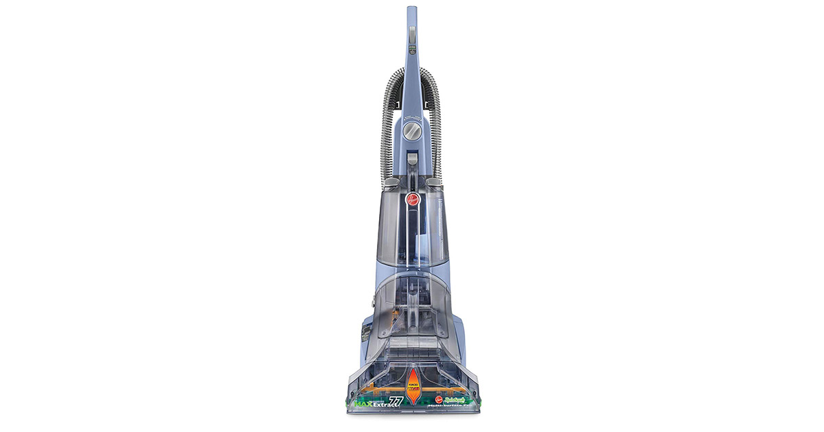 Hoover FH50240 Max Extract 77 Multi Surface Pro Hardwood Floor and Carpet Cleaner Machine image