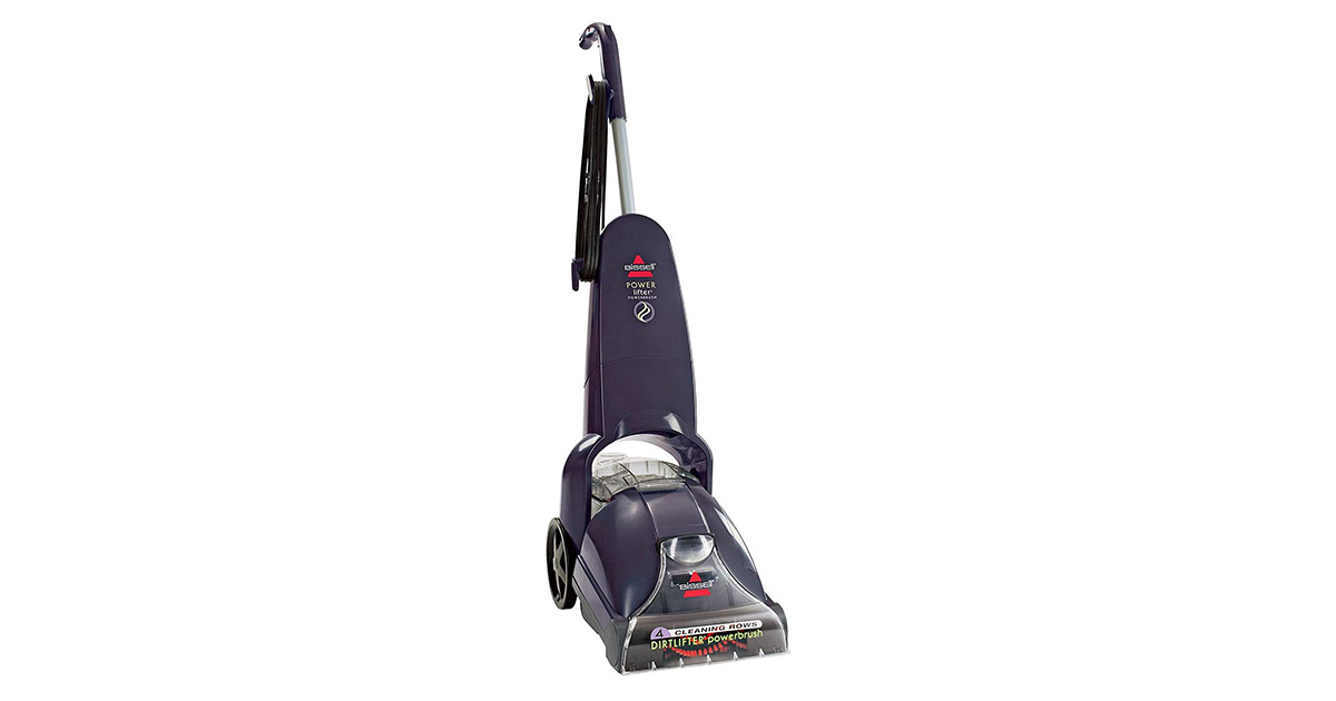 PowerLifter PowerBrush Upright Carpet Cleaner image