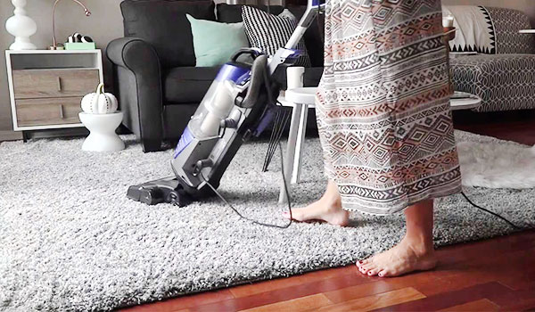 How to clean a Wool Rug with Carpet Cleaner image