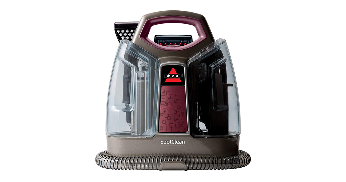 BISSELL 5207A SpotClean Portable Carpet Cleaner image