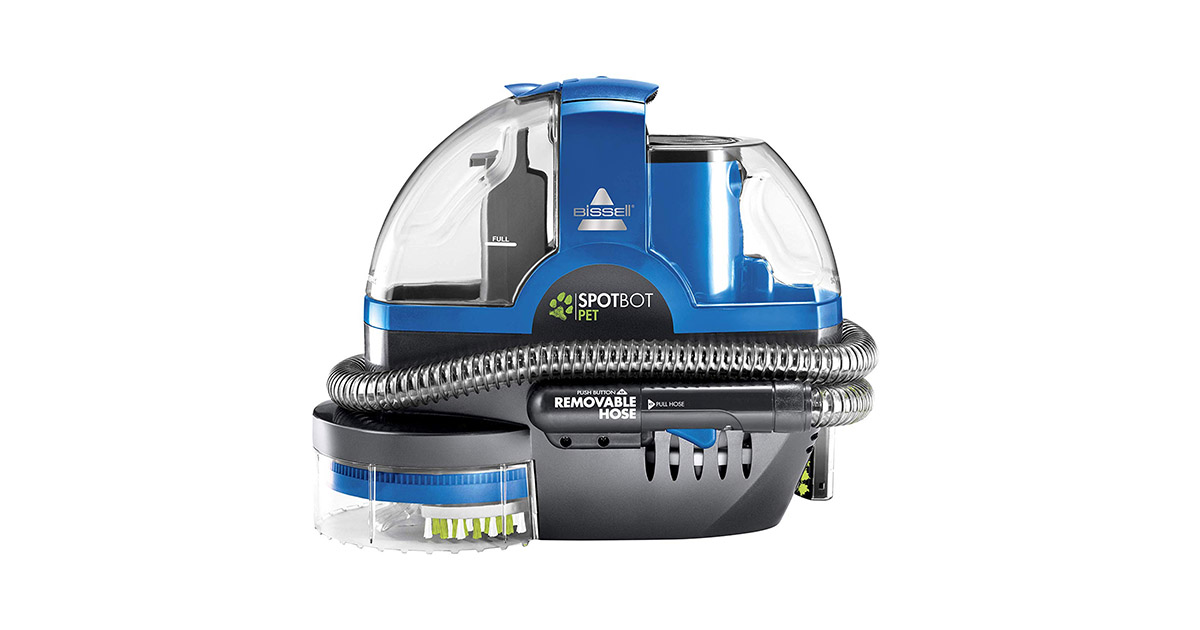 Bissell 2117A SpotBot Pet handsfree Spot and Stain Portable Deep Cleaner image
