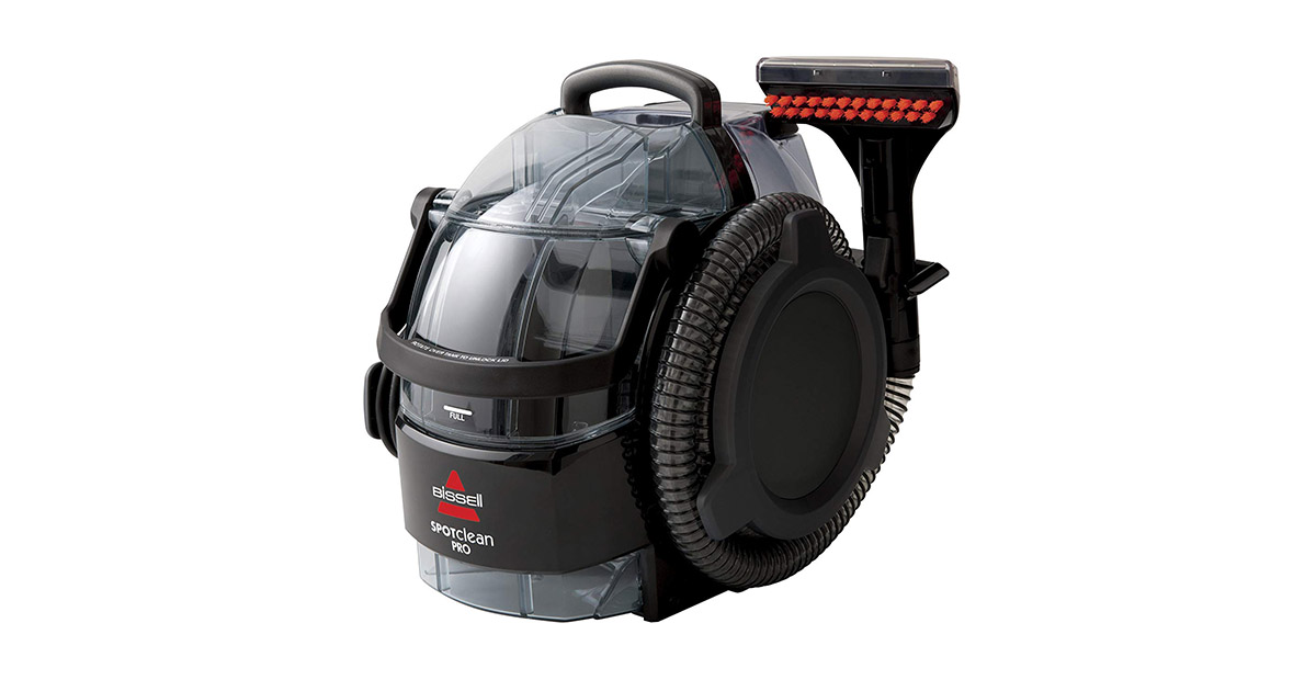 Bissell 3624 SpotClean Professional Portable Corded Renewed Carpet Cleaner image