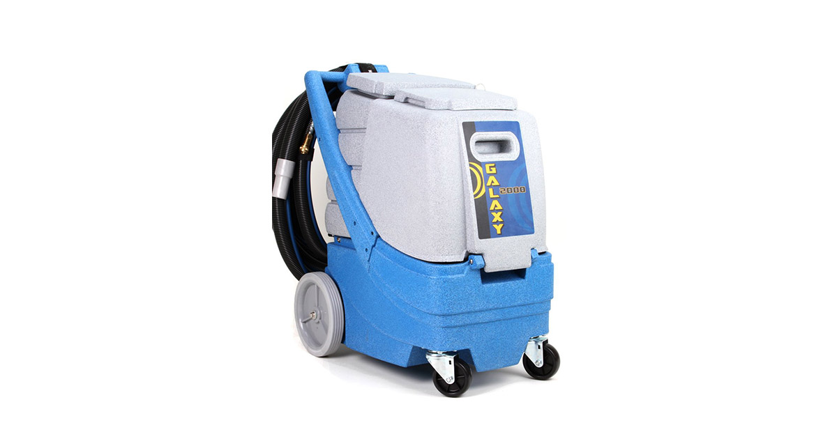 EDIC 2000SX-HR-AE Galaxy Commercial Carpet Cleaning Extractor image