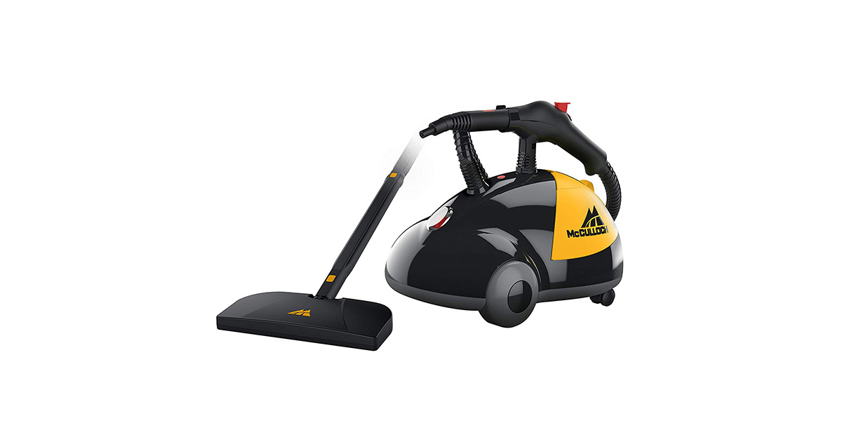 McCulloch MC1275 Heavy Duty Cleaner image