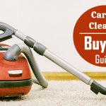 Carpet Cleaner Buying Guide image