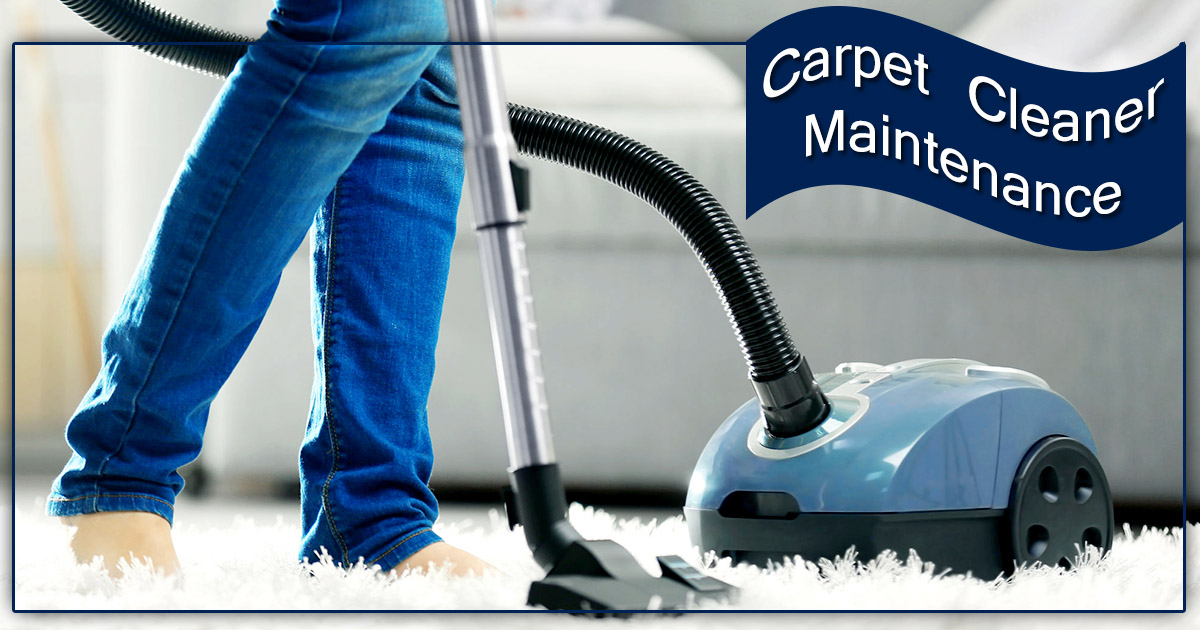 Carpet Cleaner Maintenance image