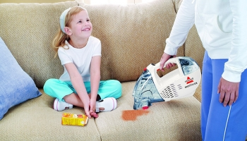 Get rid of everyday messes with Top Rated Bissell Carpet Cleaners of 2020
