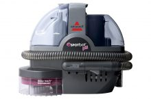 Bissell SpotBot Pet Handsfree Spot and Stain Cleaner – Automatic, Portable & Easy to Use