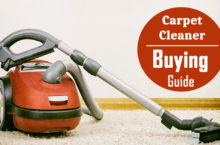 What to look for when Buying a Carpet Cleaner? – Guide to buy Carpet Cleaners