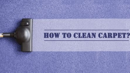 How to Clean Carpet to get rid of Blood, Nail Polish, Wax stains with Carpet Cleaner?